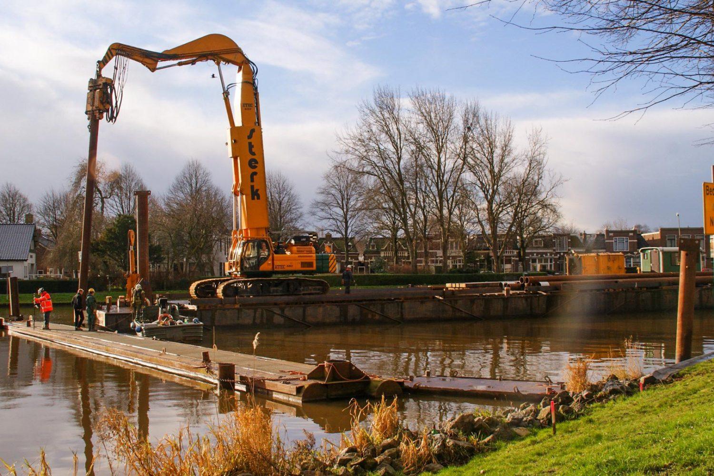 Sterk - Stationsbrug Franeker