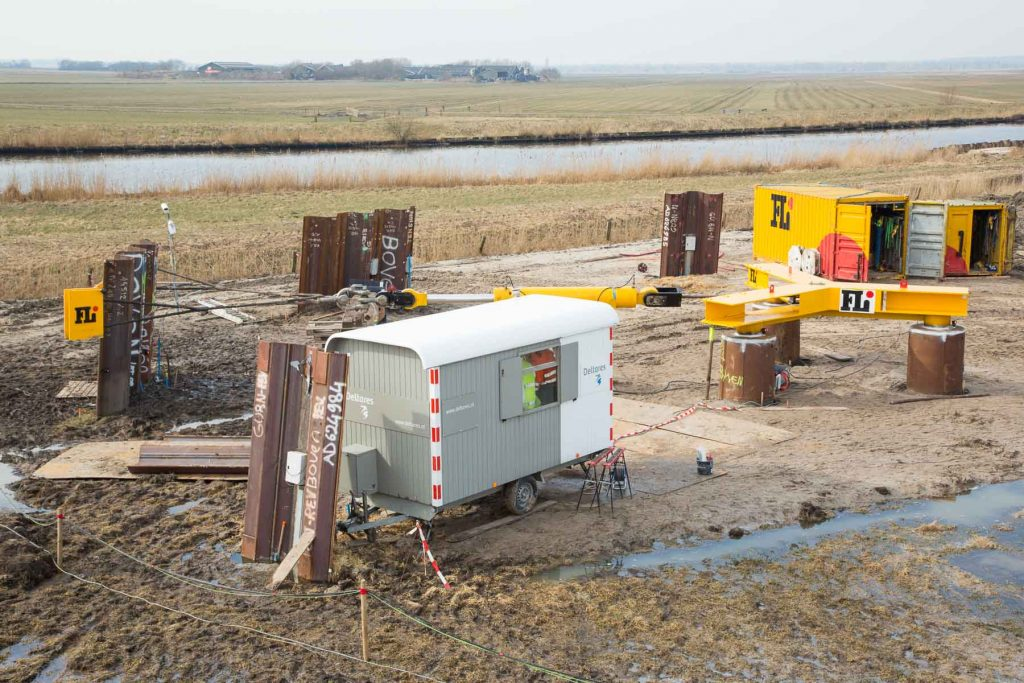 Sterk - NVAF Damwandproef Eemdijk