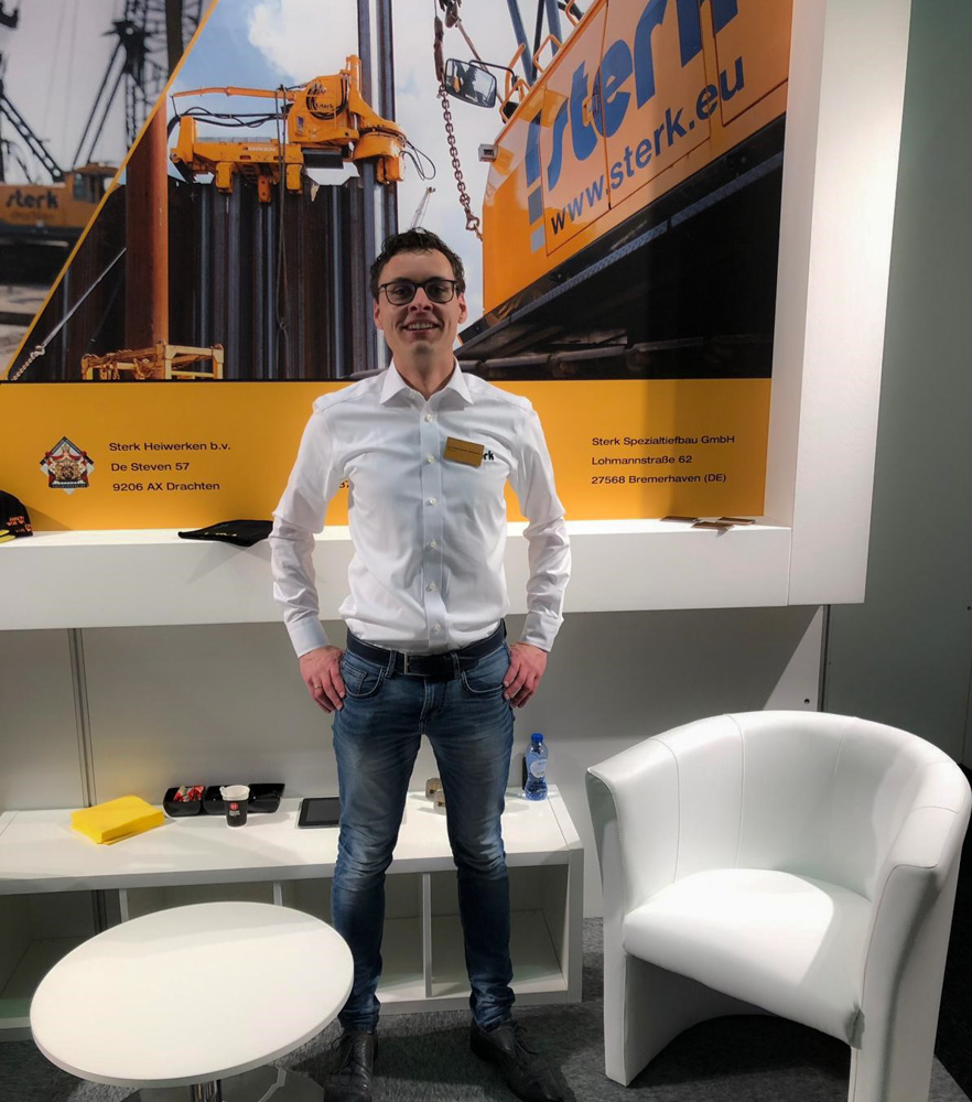 Sterk - Infratech 2019 - Andries